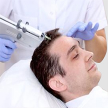 Men Mesotherapy for Skin Rejuvenation and Hair Loss