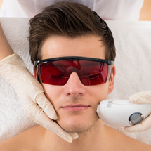 Men Laser Treatment for Skin Resurfacing, Tightening & Rejuvenation